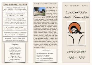 Programma annuale - Crocefisso della Tenerezza