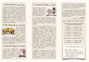 Programma annuale2 - Crocefisso della Tenerezza